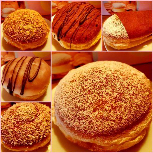 Krapfen Spezialitäten Bäckerei Dacho